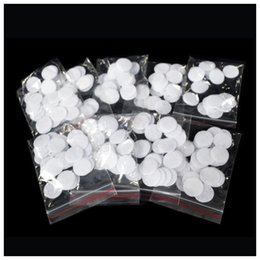Wholesale Dermabrasion Filter - 2017 Cotton Filters 11mm 18mm mixed For Diamond Micro dermabrasion 1000 pieces fast shipping