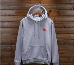 Wholesale Hip Hop Mens Sweaters - Mens Hoodies New Japanese tide brand plays sweater hip hop men and women hooded sweater youth student sports kanye west leisure sweater