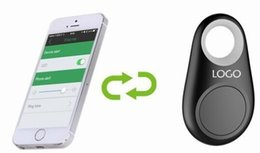 Wholesale Luggage Kids - Bluetooth tracker controlled by IOS Android Anti-Lost Tracker for Kids Pet wallet Lage with GPS Voice Recording function