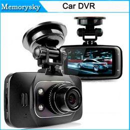 "Wholesale Car Cameras Channel - Original Novatek GS8000L HD1080P 2.7"" Car DVR Vehicle Camera Video Recorder Dash Cam G-sensor 111179C"