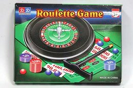 Wholesale Games Deluxe - New Deluxe Russian Spinning Roulette Chips Drinking Game Set Party Supplies Wine Games for Adult Drinken Game Toy