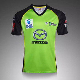 Wholesale Customized Rugby Jersey - Free shipping 2016-2017 Sydney Wanderers Rugby Jerseys S-3XL Outdoor sportswear Team customize NO-020