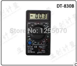 Wholesale Dc Ac Pocket Digital Multimeter - Digital Pocket DC AC Multimeter Tester Measurer DT-830B order<$18no track