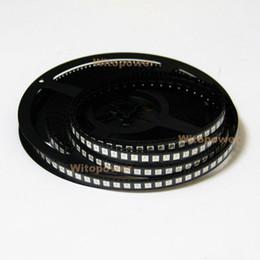 2019 3mm geführtes super helles weiß Neuer Großhandelsabschnitt 100x WS2812B WS2811 IC Eingebautes 5050 RGB LED SMD Licht Individuell adressierbarer Gebrauch für farbenreichen Streifen-Schirm