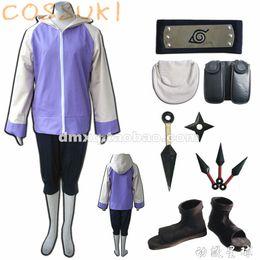 Wholesale Naruto Full Set - Wholesale-Free Shipping! Newest! Stock! Naruto Hyuga Hinata Full Set Cosplay Costume Suits ,Perfect custom for you!