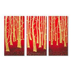 "Wholesale Modern Superb Oil Paintings - SUPERB!Modern Abstract Art Oil Painting Wall Deco canvas""Tree""+Gift"