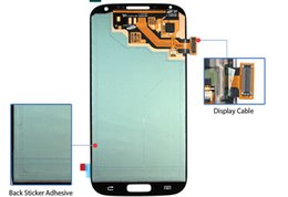 Жк-дисплей с сенсорным экраном galaxy s4 онлайн-Replacement LCD Display Touch Screen+Digitizer with frame Replacement For  Galaxy S4 i9500 i9505 i337 Free Shipping