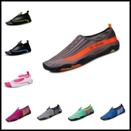 Wholesale Dryer For Shoes - Quick-Dry Nakedfoot Soles Beach Socks Women Men Sport Running Shoes 10 Colors Cashmere Boots for Hiking Swim Yoga