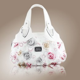 Wholesale Tote Handbags For Cheap - Western Fashion handbags PU leather tote ladies handbags and purses designer handbags for cheap online shopping