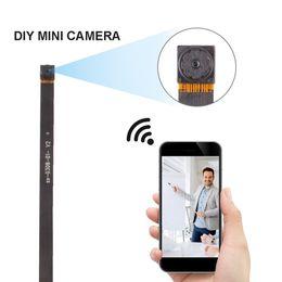 Wholesale Security Camera Small - Wifi Small Camera 720P Wifi Wireless Nanny Cam Mini Home Convert Security Secret Camera