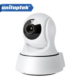 Wholesale wireless cloud camera - 1.0MP WIFI IP Camera Wireless IR-Cut Night Vision Two Way Audio HD 720P PTZ CCTV Surveillance Camera P2P Cloud Mobile APP View