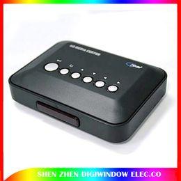 2019 мини-миль на галлон 720p HD Media Center RM / RMVB / AVI / MPEG ТВ-плеер с USB и SD / MMC порт (D-397)