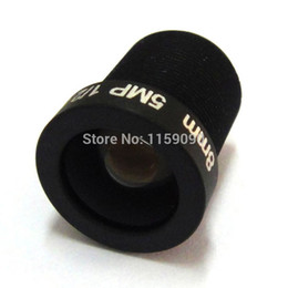 "Wholesale Ir Board Lens - HD 5mp 8mm 40 Degree 1 2.5"" Wide Angle LENS For CCTV IP Camera New IR Board"
