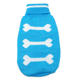 Wholesale Wholesale Prices For Clothing - Wholesale-Best price for Dog Sweater Pet Puppy Knit Jumper Jacket Warm Clothes Coat