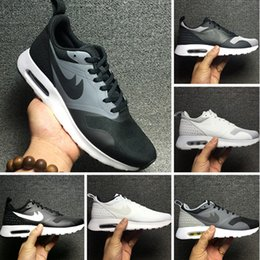 Wholesale Max 87 Shoes - 2016 Maxes 87 Tavas Half Palm Airpillow Shock Absorption Running Shoes Maxes 87 Tavas Mesh Mens Airpillow Casual Sneakers