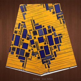Wholesale Wholesale African Wax Print - hollandais wax fabric african real wax print fabric cotton fabric HF324801
