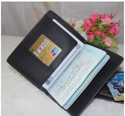 Wholesale Multifunctional Purse - New Style Travel Card Holder Wallet Multifunctional ID storage JAMES passport cover holder travel purse