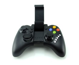 Wholesale Ipega Bluetooth Controller Android - iPEGA PG-9021 Bluetooth Wireless Game Controller Gamepad Joystick for PC  iPhone 5 5s  iPod   iPad   Tablet PC   Android 3.2