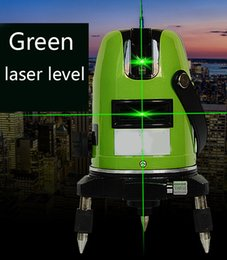 Wholesale Laser Line Green - Wholesale-green light laser level 360 degree rotary laser level, laser lines Super Bright green Light Indoor and outdoor dual-use