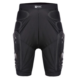 Wholesale Brand Motorcycle Gear - New Brand Athletic Motorcycle Cycling Ciclismo Protection Shorts Motocross Body Armor Racing Pad shorts Protective Gears