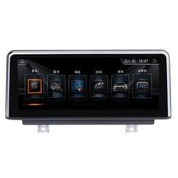 """2019 pantalla táctil de radio crda honda 10.25 """"Android 8.1 Radio Estéreo Audio Estéreo para BMW 1 Serie F20 / F21 (2011-2016) Para 2 series F23 Cabrio (2013-2016) sin DVD de automóvil"""