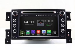 "Wholesale Grand Vitara Radio - 7"" Android 5.1 Car DVD Player for Suzuki Grand Vitara with GPS Navigation Radio TV BT USB SD WIFI DVR Audio Stereo"