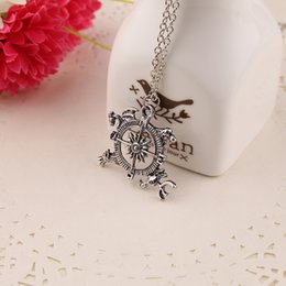 Wholesale Eagle Ice - 2015 New Arrival The Game of Thrones Jewelry A Song of Ice and Fire Necklace Eagle, Wolf ,Deer, Dragon, Compass