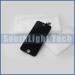 Wholesale Iphone Offers - Bulk Price Offering Grade AAA No Dead Pixels For Iphone 5 5G LCD Digitizer Touch Screen Replacement Full Assembly Display Parts Black Color