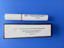 Wholesale Diamond Life - New arrival Beauty Diamond Clear or Black Coating Sealant to Keep Eyelash Extension for Long Life Coating Mascara After Care Freeshipping