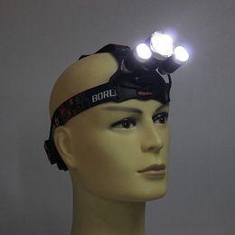 2019 roter cree led scheinwerfer ROTES Farblicht LED Scheinwerfer CREE XM-L T6 LED Scheinwerfer Kopf Fahrradlampe Außenbeleuchtung + 2 * Batterie + Ladegerät + Autoladegerät rabatt roter cree led scheinwerfer