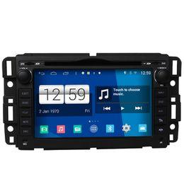 Wholesale Gmc Car Radio - Winca S160 Android 4.4 System Car DVD GPS Headunit Sat Nav for GMC Acadia   Sierra   Yukon 2007 - 2012 with Wifi Radio Video 3G Player