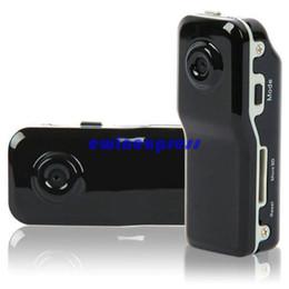 Wholesale Mini Camera Pocket Sport - Other Mini Cameras & Supports MINI DIGITAL POCKET MD80 VIDEO DV CAM DVR SPORT SPY CAMERA USB FOR BIKE MOTORBIKE