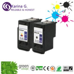 Wholesale Wholesale Brother Ink Cartridges - remanufactured ink cartridge PG240&CL241 for Canon factory price Ink Cartridges Cheap Ink Cartridges Cheap Ink Cartridges
