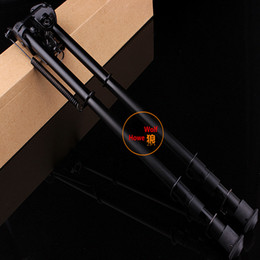 Wholesale Mount Bipod Rifle - 27 inch Tactical Hunting Clamp-On Rifle Fully Adjustable Bipod BP Rifle Scope Mounts