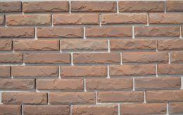 Wholesale Garden Cement - 4 Pieces  Lot Molds 24 Bricks Antique Brick Maker Wall Texture Tile Decoration House Garden Path Diy Tools Cement Concrete Mould