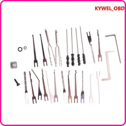 "Wholesale Electric Car Tools - Pins for Original"" Klom ""Cordless Electric Pick Gun OBD2 car locksmith tool"