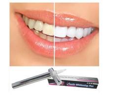 Wholesale Whitening Pen Carbamide Peroxide - Teeth whitening pen 2.0ml 35% carbamide peroxide in stock 200pcs Teeth Whitening Pen Soft Brush Applicator