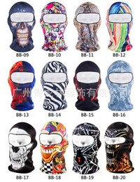Wholesale Mask Winter Warm - 3D Animal Cat Dog Bicycle Hats Balaclava Halloween Snowboard Winter Warmer Windproof Helmet Liner Full Face Mask for Men Women