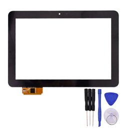 Wholesale Tablet Pc Screen Repairs - Wholesale- 10.1inch Touch Screen for Edison 2 3 Quad Core Tablet PC Digitizer Glass Sensor Replacement with Free Repair Tools