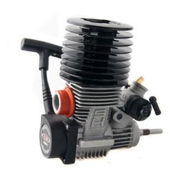 Wholesale Rc Car Nitro Engines - RC Black SH 21 Nitro Engine 3.48cc M21-P3 RC Car Buggy Truck Truggy EG635