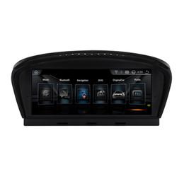 "Wholesale Dvd Player Wifi - 8.8""Touch Android 4.4 Car multimedia Player for BMW 5 series E60 E61 E63 E64(2003-2010) BMW M5 GPS Navigation WiFi No car DVD"