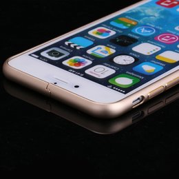 Luxe Arc Edge Fleur De Prunier Boucle En Aluminium En Métal Bumper Couverture De Cas De Protection Pour iPhone 6/6 Plus 5s 5 4 4s ? partir de fabricateur