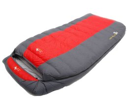 Wholesale High Quality Down Sleeping Bag - High quality duck down filling ultralarge two person 5500g 6000g comfortable camping down sleeping bag