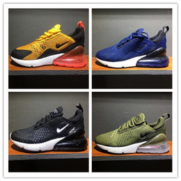 Wholesale Newest Running Shoes - 2017 newest design maxes Flair 270 mans training sneakers 2018 Running Shoes for men women walking sport fashion athletic shoes size 36-46
