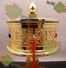 Wholesale Scripture Supplies - Large alloy hand turning round the whole Tantric scriptures Supplies
