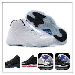 Wholesale Cheap C - Wholesale Cheap (11)XI Legend Blue Basketball Shoes Good Quality Men Sports Shoes Women&mens Trainers Athletics Boots Retro 11 XI Sneakers
