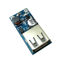 Wholesale Controlled Power Ups - 1x PFM Control DC-DC USB 0.9V-5V to 5V DC Boost Step-up Power Supply Module T1610 W0.5