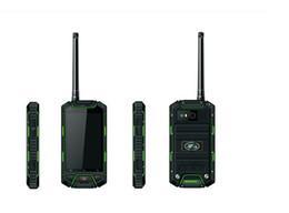 Wholesale Phone Range - 2016 V6 IP68 rugged Waterproof Phone MTK6572 Android cellphones Walkie talkie PTT 2 way radio long range 3G GPS