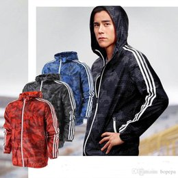 Wholesale Tracksuit Women Zipper - Spring Autumn New Sports Men's Woven Jacket Men Women Sportswear Clothes Windbreaker Coats Sweatshirt Tracksuit Free Shipping