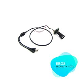 Wholesale Dsp Ccd Board Camera - 700TVL SONY CCD Effio-P DSP WDR Board Camera with 50mm Lens